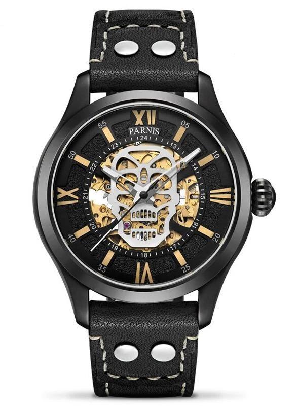 Luxury Skull Watch