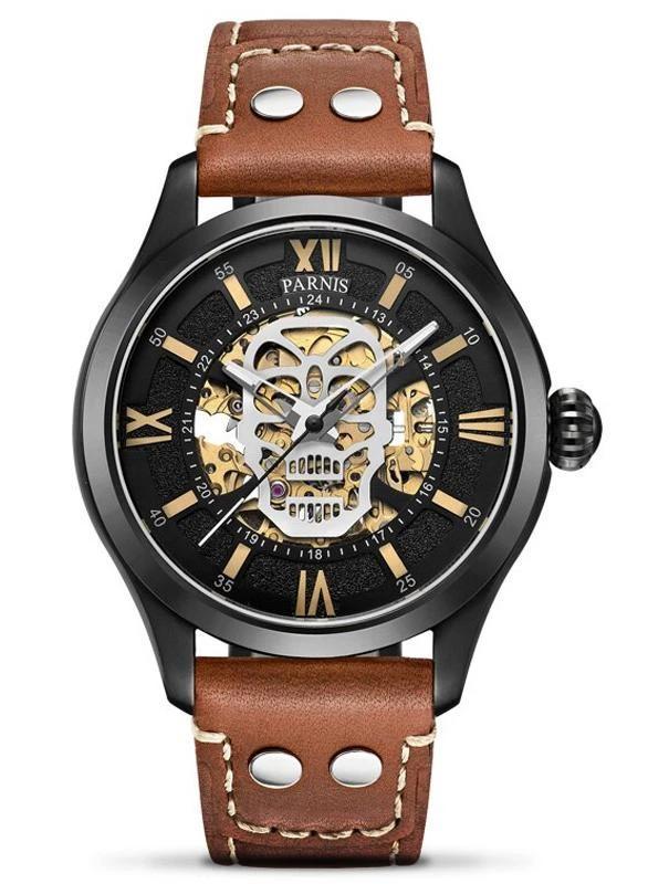 Skeleton Men's Watch