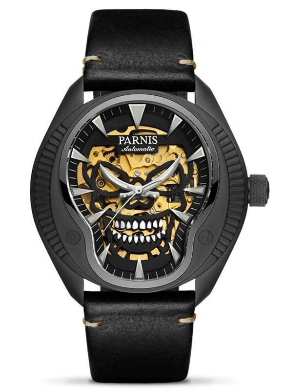 Branded Skull Watch