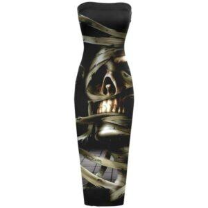 Momified Skull Dress