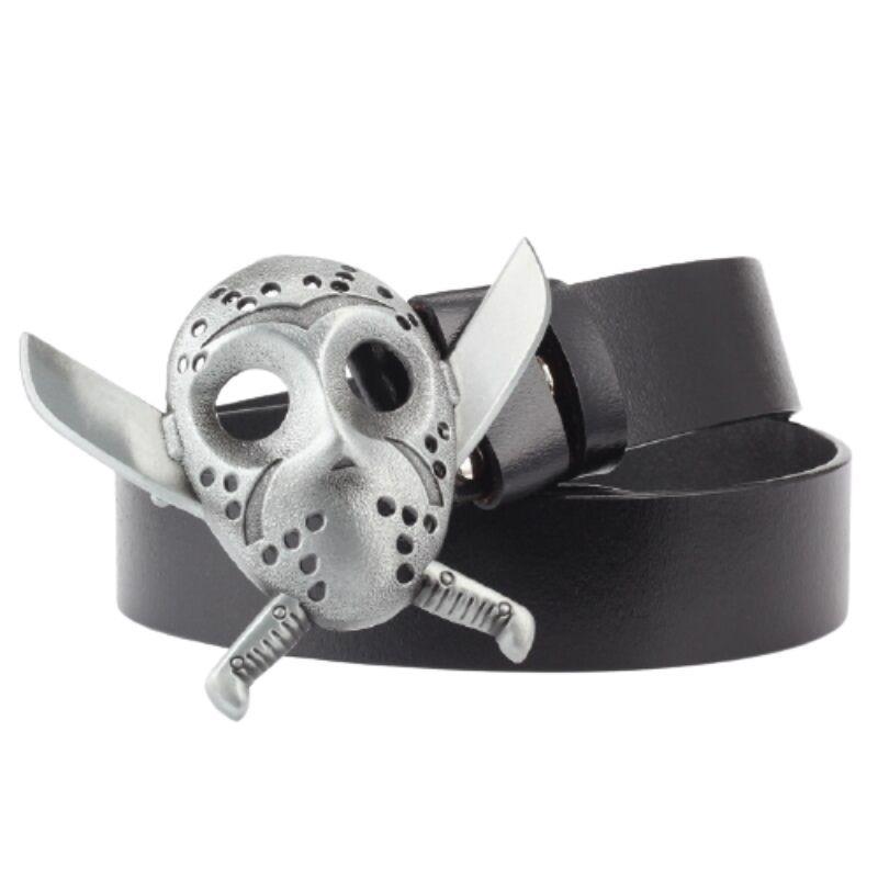 Death's Head Saber Belt