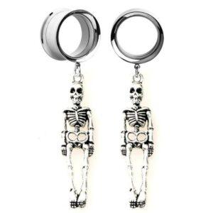 Skull Skeleton Earrings