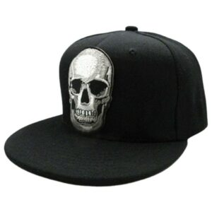 Flat Skull Cap