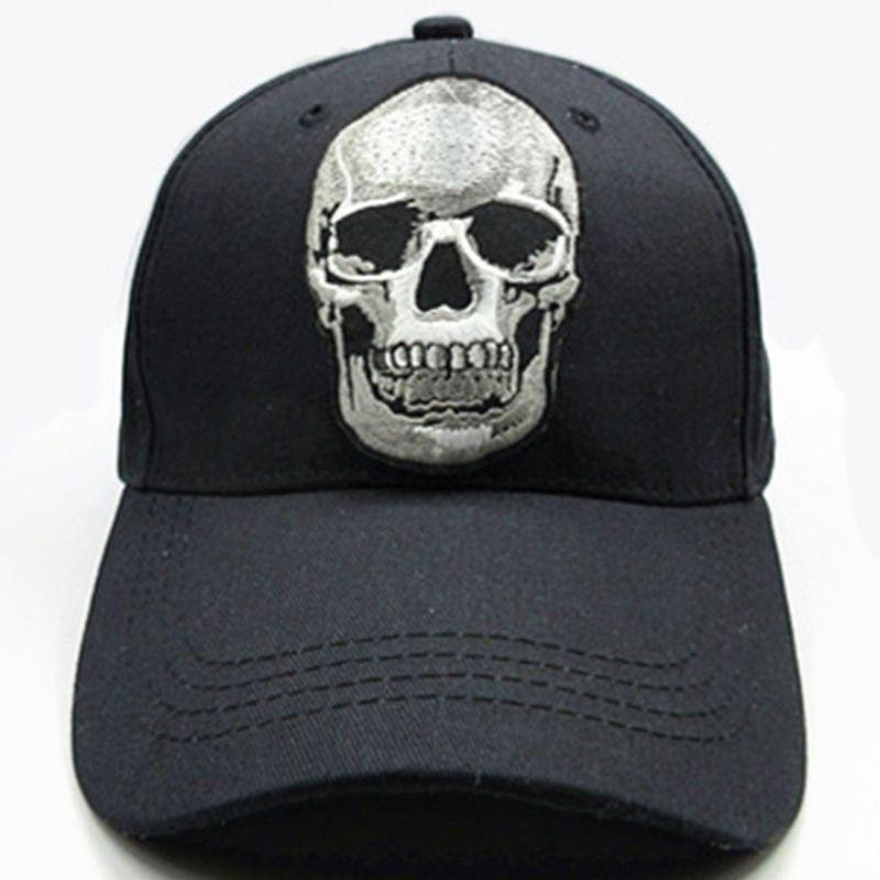 deadly laughing skull cap