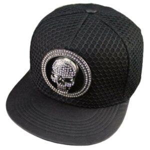 Stylish skull cap