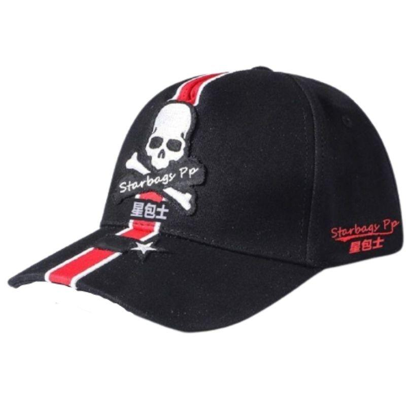 Men's skull cap