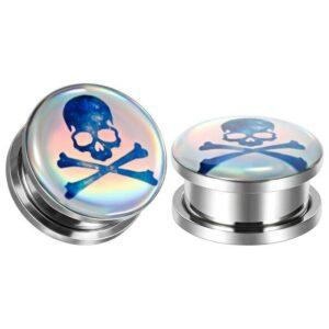 Pirate Skull Piercing