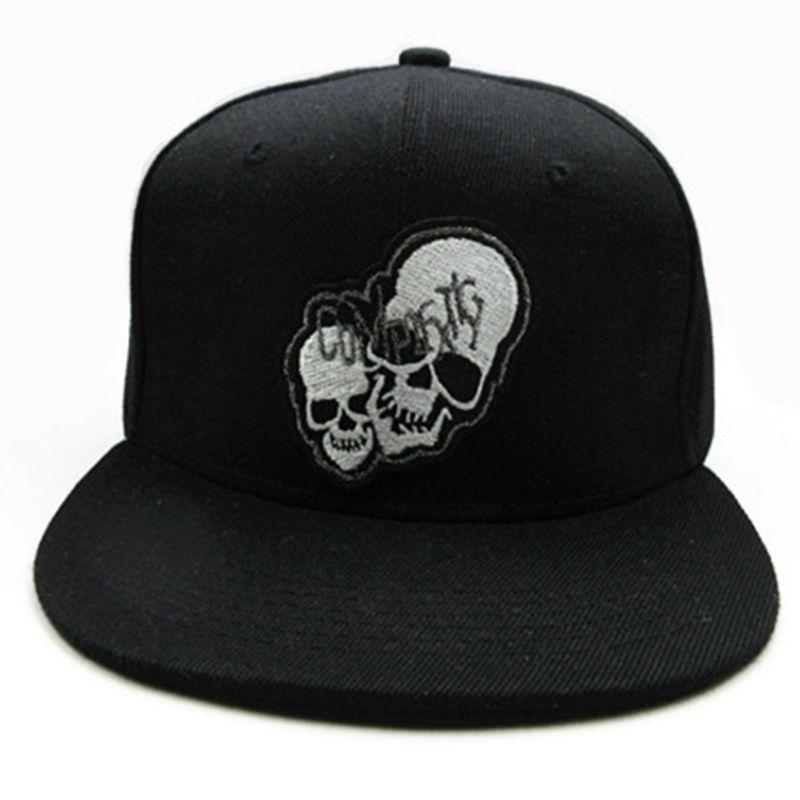 Skull Art Cap