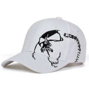 Demon Skeleton Cap