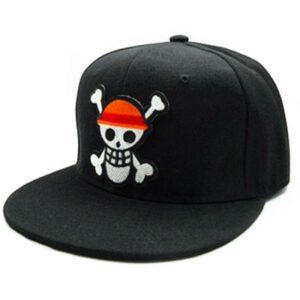 Cartoon skull cap