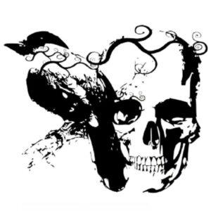 Sticker Crow