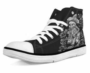 Shoes Skeleton Sombrero
