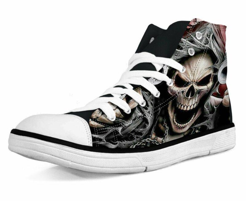 Demon Reaper Shoes