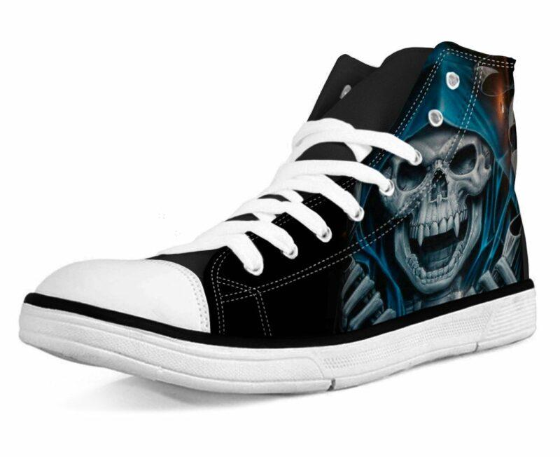Shoe Skeleton Man
