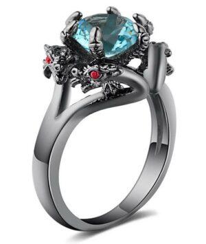 Dragon Woman Ring