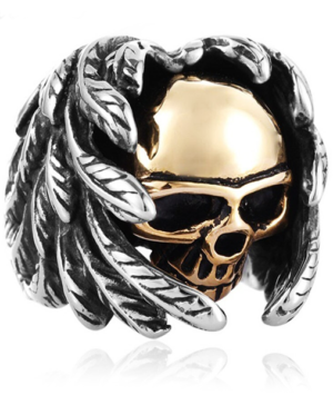 Angel and Demon Ring