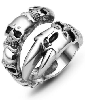 Dragon Claw Ring