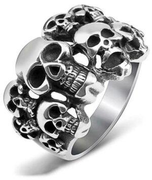 Big Skull Ring