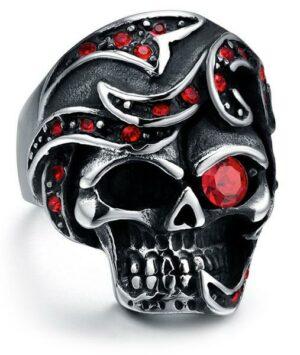 Cursed Skull Ring