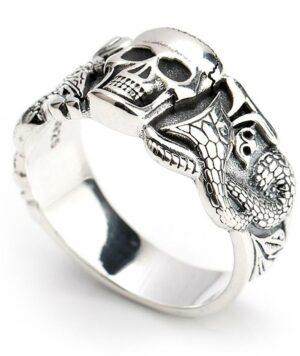 Snake Ring Man