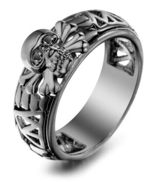 Black Pirate Ring