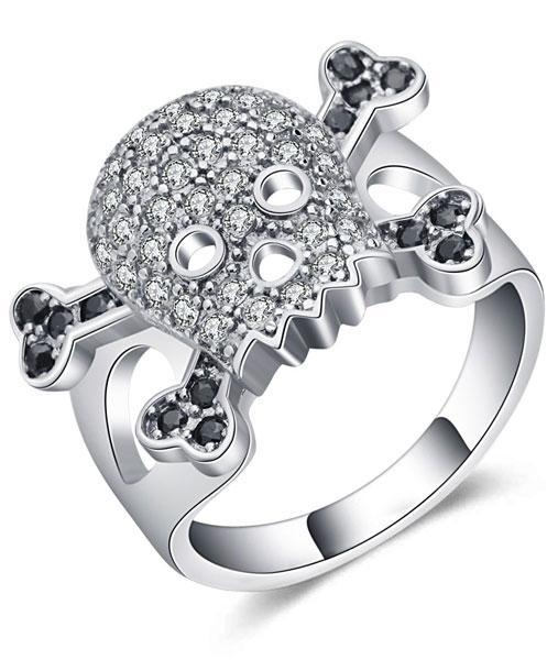 Pirate Diamonds Ring