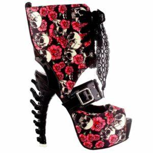 Gothic Romantic Shoe