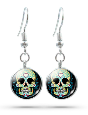Mexican Party Earrings