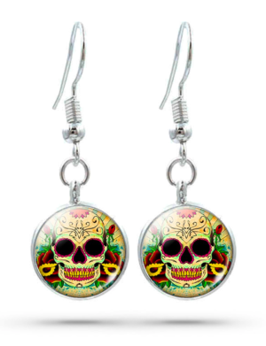 Mexican Holiday Earrings