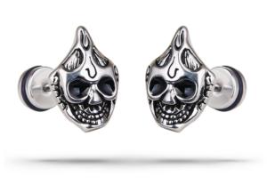 Biker Earrings