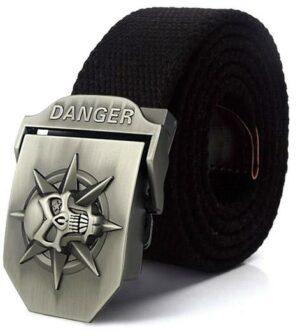 Men's Biker Belt