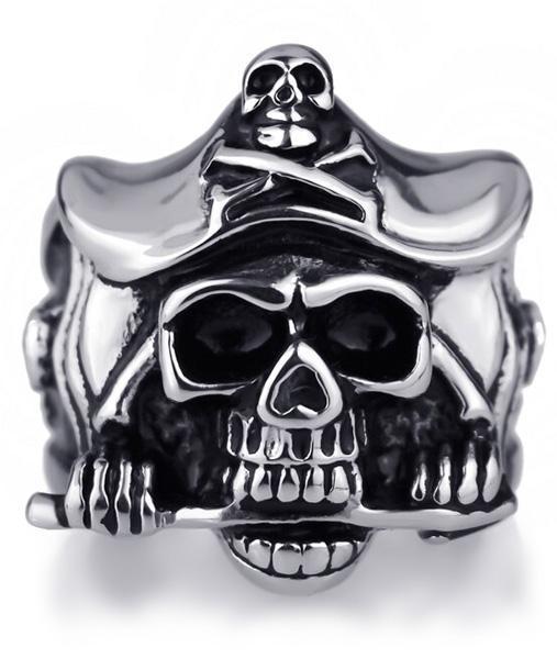 Terrifying Pirate Ring