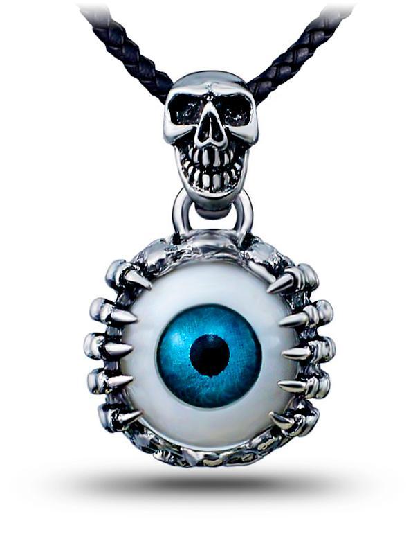 Blue Eye Necklace