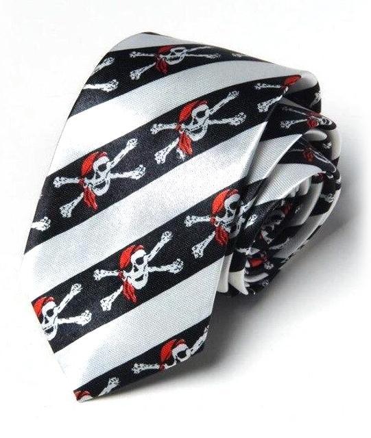 Pirate Tie