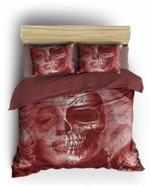 Comforter Cover Day of the Dead