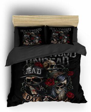 Comforter Cover Skull Design