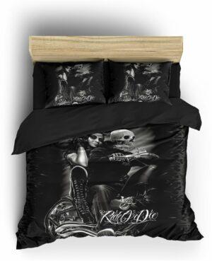 Comforter Cover Biker