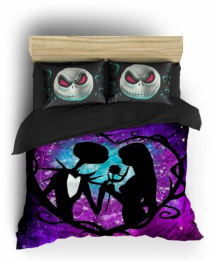Comforter Cover Skull Art