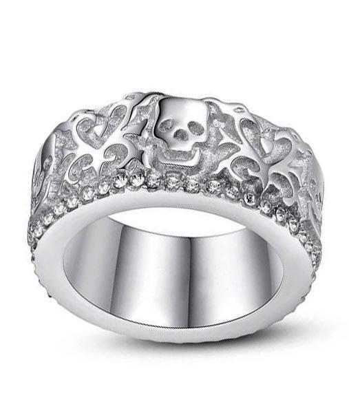 Rock Woman Ring
