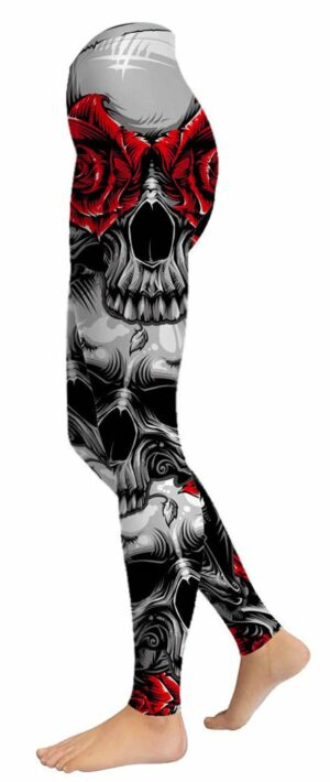 Gothic Romantic Legging