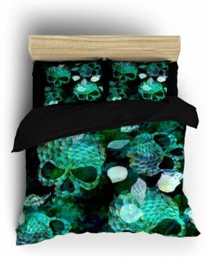 Comforter Cover Snake Head