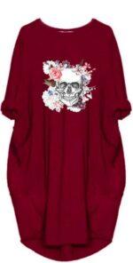Blood Skull Dress