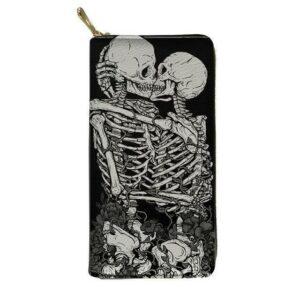 Double Skeleton Wallet
