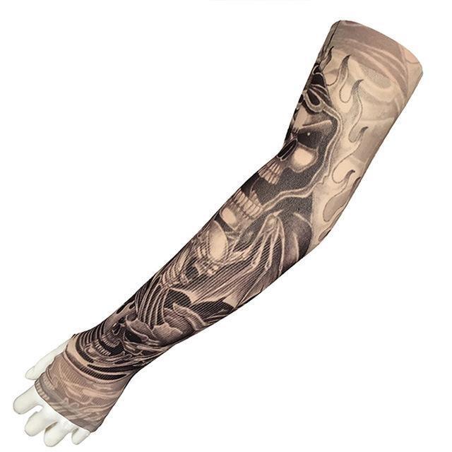 Fake Tattoo Cuff