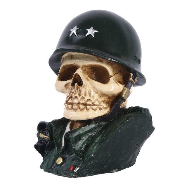 Skull Decoration Soldier