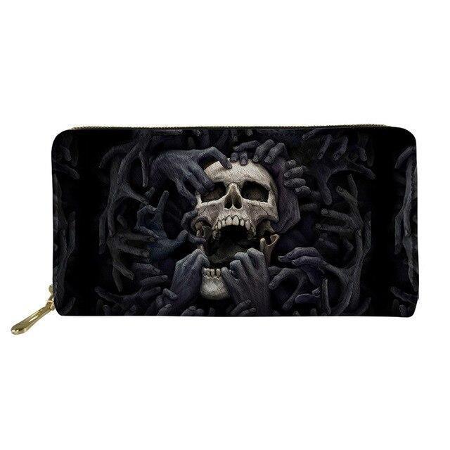 Black Demonic Wallet