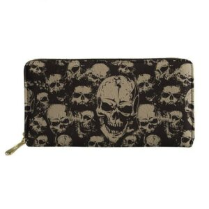 Punk Design Wallet