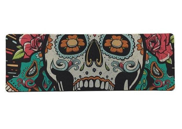 Cubanisto Skull Mouse Pad