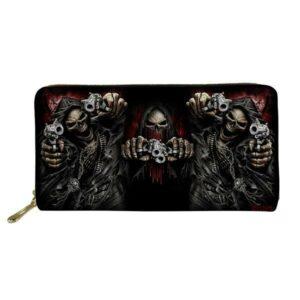 Black Reaper Wallet