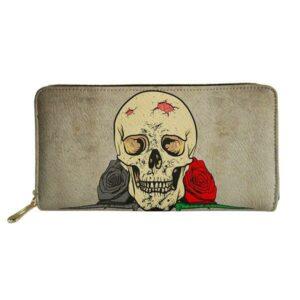 Split Skull Wallet